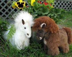 Photo of Stuffed Horse