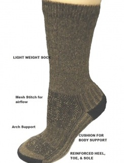 Photo of Xtreme Sport Sock