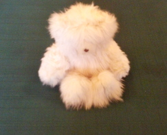 Photo of Alpaca Teddy Bear 5&quot;