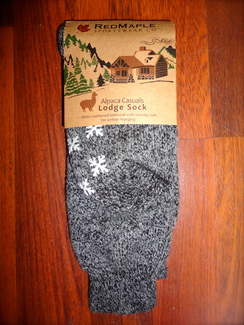 Photo of Alpaca Casuals Lodge Sock