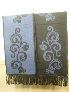 Photo of Reversible Alpaca Scarf