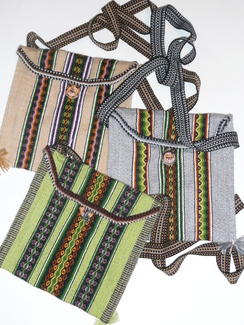 Photo of Woven Pouch (Medium Size)