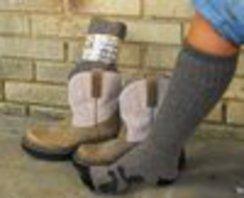 Photo of Socks - Extreme Boot Length