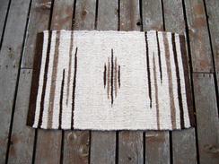 Photo of Handwoven Rug 2x3