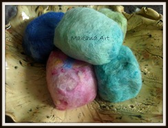 Photo of Hand Made and Felted Soaps