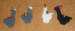 Photo of Finger Puppets - Alpacas