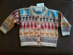 Photo of Baby Dream Sweater 0-6, 12 months