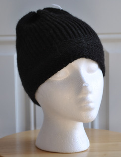 Photo of Hats-Knitted Alpaca (special stitch) 