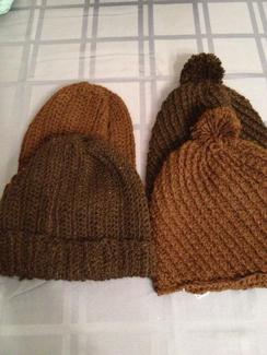 Photo of Alpaca Beanies