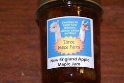 Photo of TNF's New England Apple Maple Jam