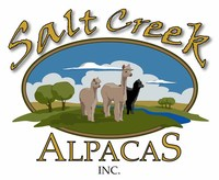 Salt Creek Alpacas, Inc. - Logo