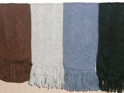 Photo of Trenza Cable Scarf