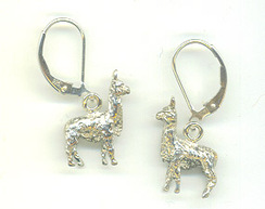 Photo of Suri Alpaca Dangle Earrings