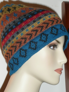 Photo of Alpine Skier Hat