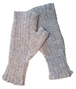 Photo of Fingerless Mitt Kit
