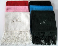 Photo of Camargo Alpaca Scarves - Item #AA102A