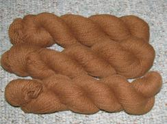 Photo of 2 ply sport weight yarn