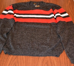 "Photo of 100% Alpaca ""Andean Adv"" Mens Sweater"