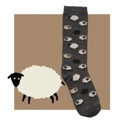 Photo of Alpaca/Bamboo Socks