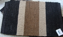 Photo of Hand Loomed 2 x 3 Alpaca Rugs