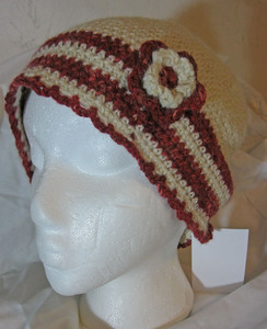 Photo of Crocheted Cloche Ladies Hats