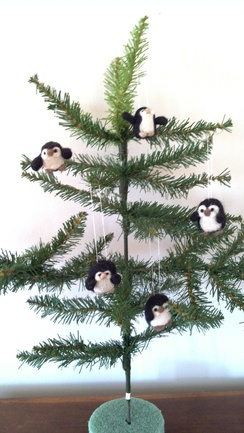 Photo of Penguin ornaments!!!