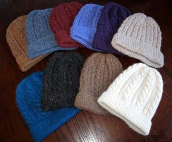 Photo of Trenza Knit Hat