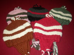 Photo of Alpaca Earflap hats