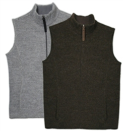 Photo of Men's Eco Zip Vest