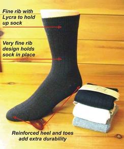Photo of Dress Socks