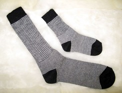 Photo of Kid's Striped Sock