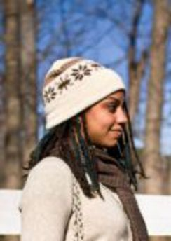 Photo of Snowflake Watch Cap