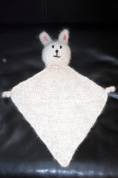 Photo of Baby Bunny Blanky