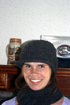 Photo of Alpaca Hat with Brim