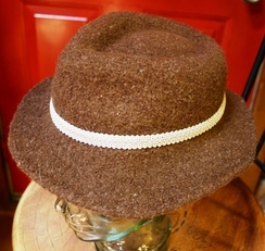 Photo of Alpaca Fedora