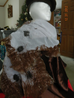 Photo of Oooo La La love it - Nuno felted wrap