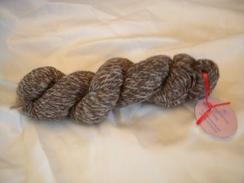 Photo of alpaca/bamboo worsted yarn