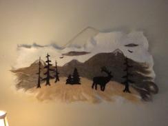 Photo of Alpaca Fiber Art - Outdoor Series