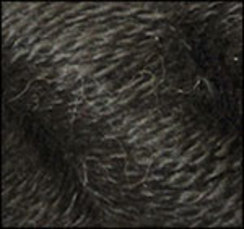 Photo of 100% Alpaca Black 2-ply, Worsted