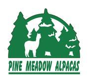 Pine Meadow Alpacas - Logo