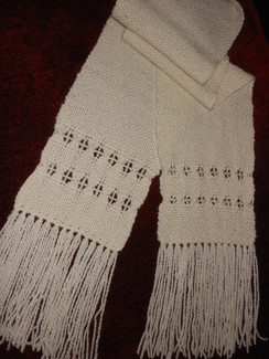 Photo of Handwoven Scarf - SOLD