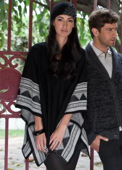 Photo of Lutece Poncho
