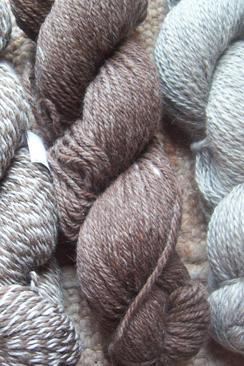 Photo of Huacaya Blended Yarn
