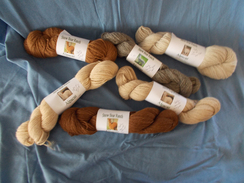 Photo of Natural Color Yarns