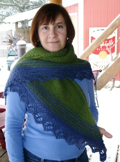 Photo of Aspen Shawl