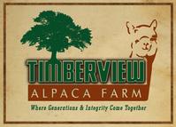 Timberview Alpacas - Logo