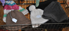 Photo of Hats-Knit Alpaca