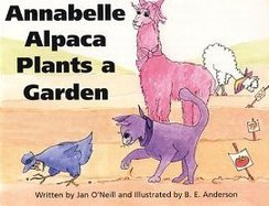 Photo of Annabelle Plants a Garden