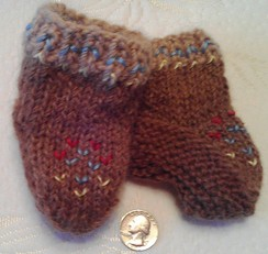 Photo of Baby Moccasins