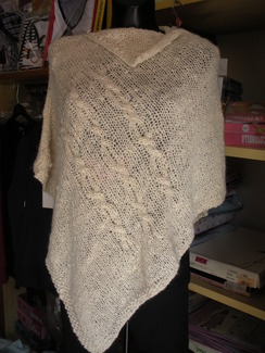 Photo of 100% alpaca - Customized ponchos